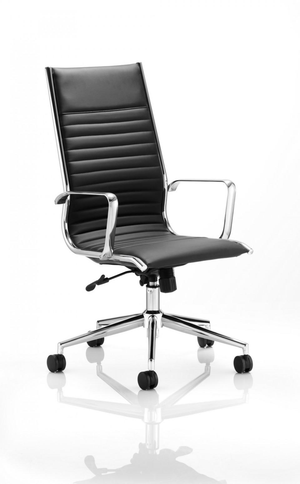 fauteuil de bureau cuir ritz achat fauteuils de direction 325 00. Black Bedroom Furniture Sets. Home Design Ideas
