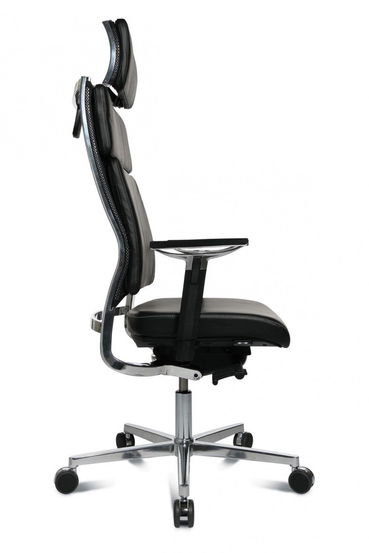 fauteuil de bureau cuir arty achat fauteuil de bureau cuir 899 00. Black Bedroom Furniture Sets. Home Design Ideas