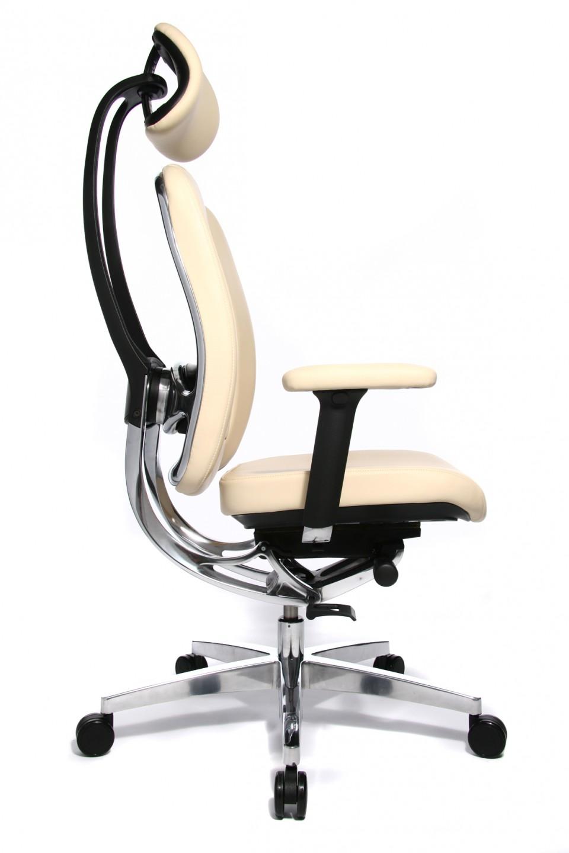 fauteuil de direction cuir haut de gamme alumedic ltd s achat fauteuil de bureau cuir 1 339 00