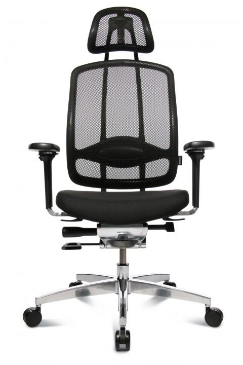 fauteuil haut de gamme alumedic 10 achat si ges ergonomiques 888 00. Black Bedroom Furniture Sets. Home Design Ideas