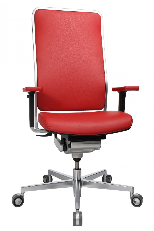 Fauteuil haut de gamme w1 cuir achat fauteuil de bureau for Accessoire bureau luxe