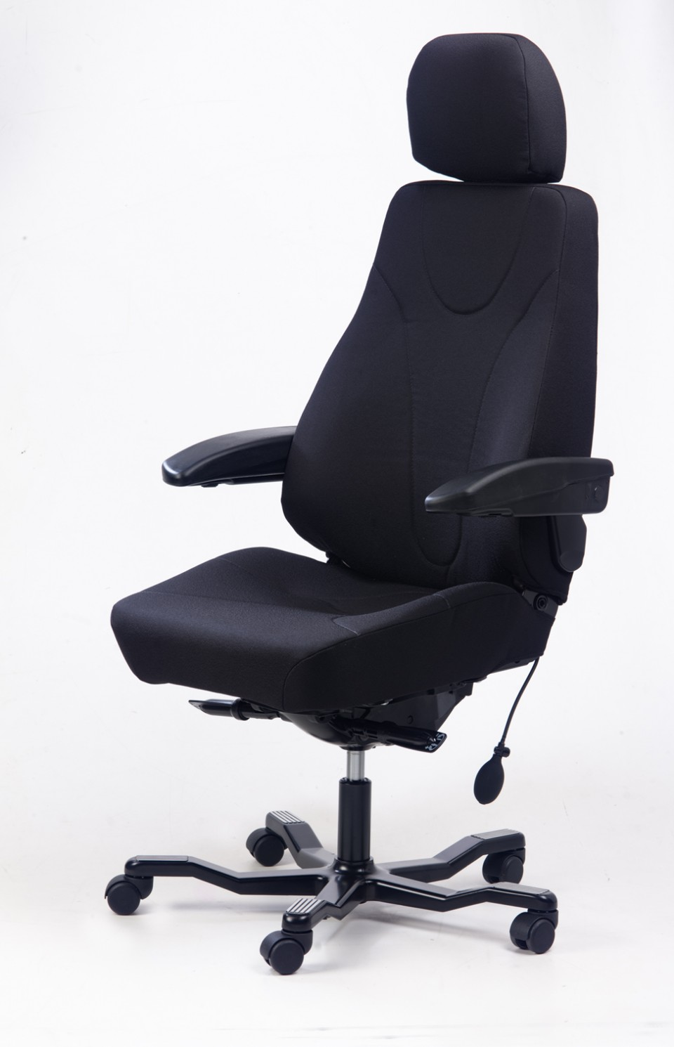tabouret de bureau ergonomique simple pictures of. Black Bedroom Furniture Sets. Home Design Ideas