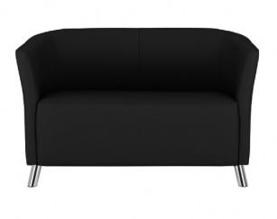 Fauteuils d'accueil, canapés & chaises salle d'attente - Canapé 2 places Colly