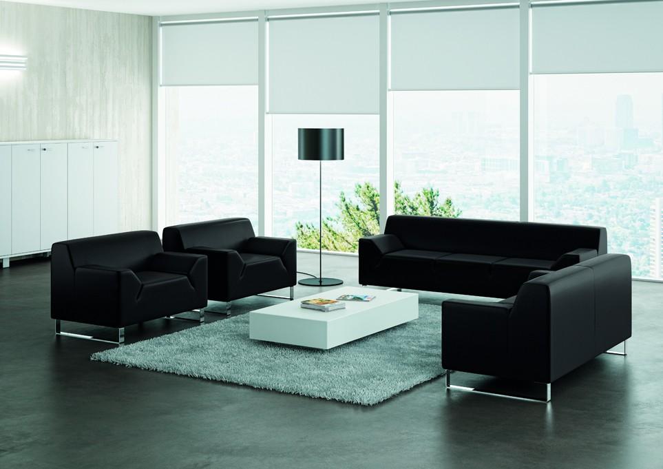 canap 3 places hexa achat fauteuils d 39 accueil canap s chaises salle d 39 attente 1 229 00. Black Bedroom Furniture Sets. Home Design Ideas
