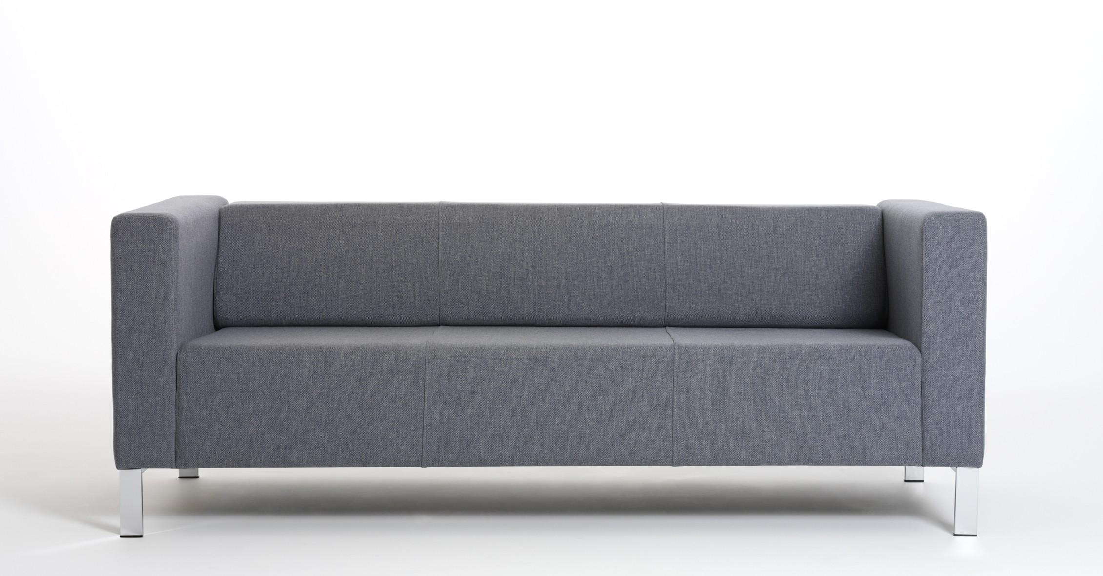 canap 3 places kube achat fauteuils d 39 accueil canap s chaises salle d 39 attente 688 00. Black Bedroom Furniture Sets. Home Design Ideas
