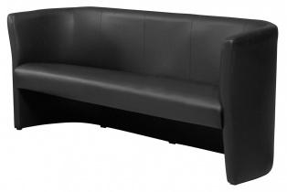 Fauteuils d'accueil, canapés & chaises salle d'attente - Canapé Club 3 places