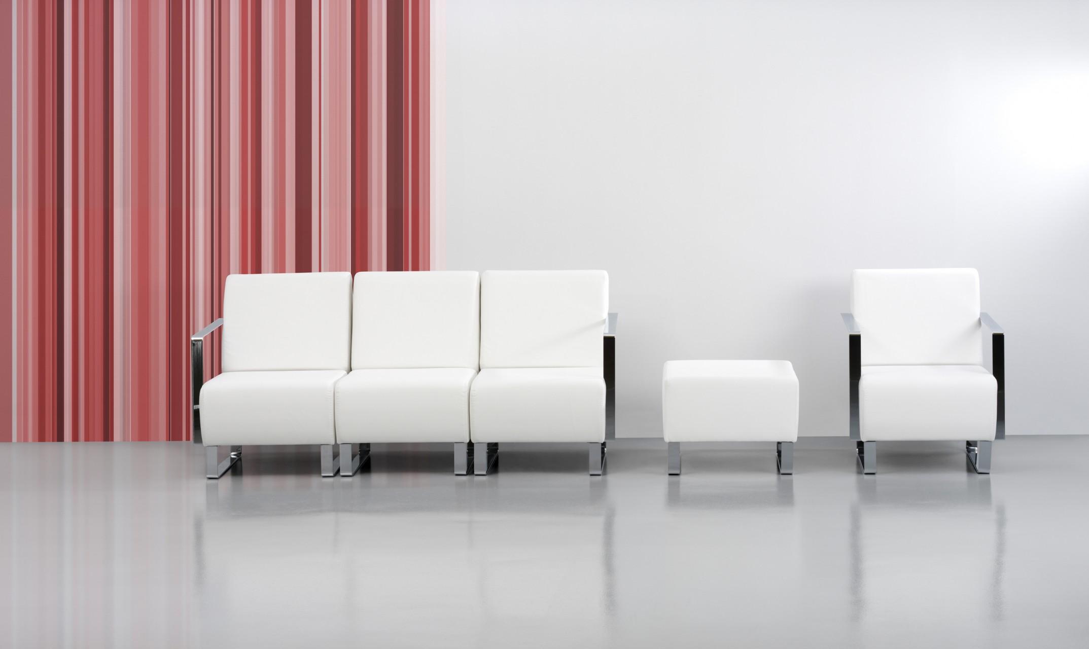 Canap tempi 2 et 3 places achat fauteuils d 39 accueil canap s cha - Canape 2 places fauteuil assorti ...