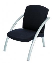 Fauteuils d'accueil, canapés & chaises salle d'attente - Chauffeuse 1 place Novel