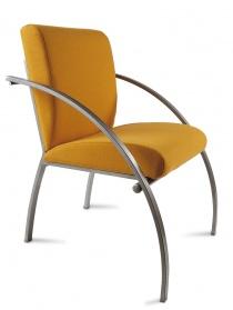 Fauteuils d'accueil, canapés & chaises salle d'attente - Chauffeuse Eva 1 place