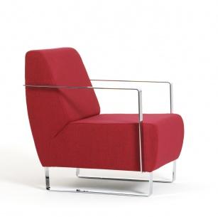 Fauteuils d'accueil, canapés & chaises salle d'attente - Chauffeuse Tempi