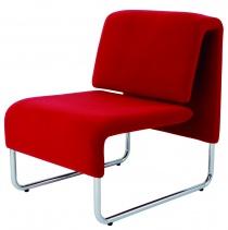 Fauteuils d'accueil, canapés & chaises salle d'attente - Fauteuil d'accueil Fortis
