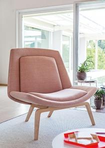 Fauteuils d'accueil, canapés & chaises salle d'attente - Fauteuil d'accueil INUIT