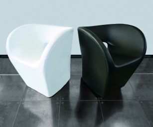 Fauteuils d'accueil, canapés & chaises salle d'attente - Fauteuil d'accueil JAZZY