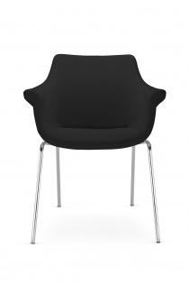 Fauteuils d'accueil, canapés & chaises salle d'attente - Fauteuil d'accueil Kalinka