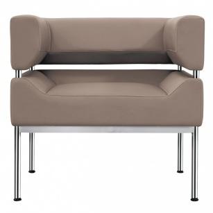Fauteuils d'accueil, canapés & chaises salle d'attente - Fauteuil d'accueil MALENA