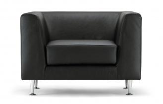 Fauteuils d'accueil, canapés & chaises salle d'attente - Fauteuil Kubo