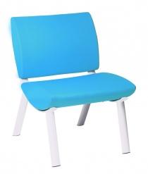 Fauteuils d'accueil, canapés & chaises salle d'attente - Siège d'accueil MILANO