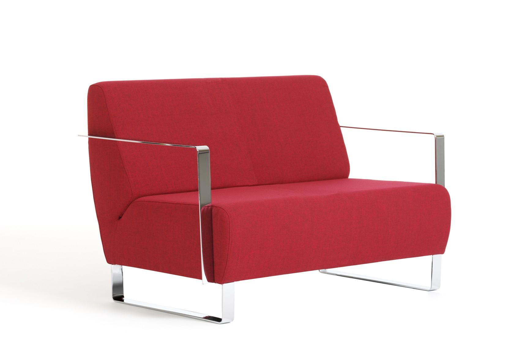 Canap tempi 2 et 3 places achat fauteuils d 39 accueil - Canape et pouf assorti ...