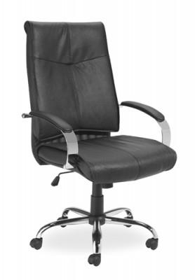 fauteuil de bureau cuir ralf achat fauteuil bureau cuir 249 00. Black Bedroom Furniture Sets. Home Design Ideas