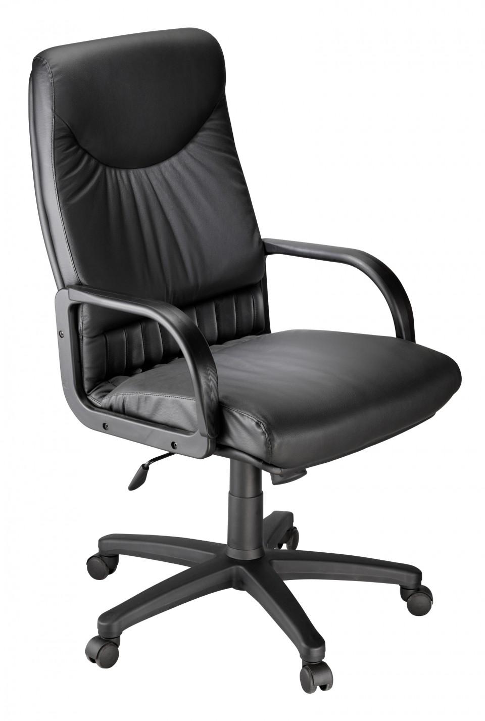 Fauteuil de bureau cuir sunny achat fauteuils de - Siege bureau cuir ...