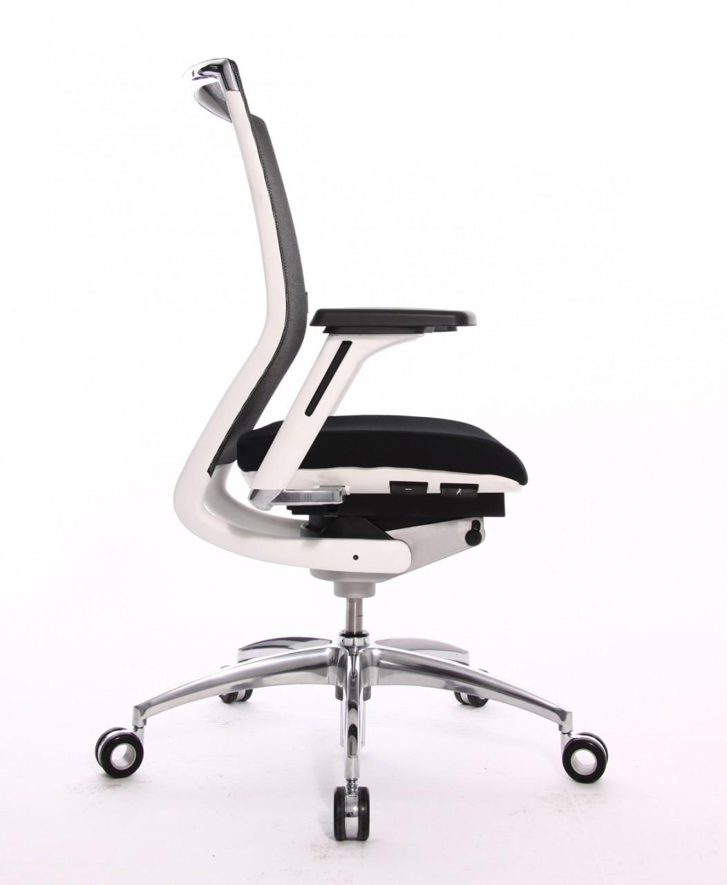 Fauteuil de bureau haut de gamme titan 10 achat si ges for Mobilier bureau haut de gamme