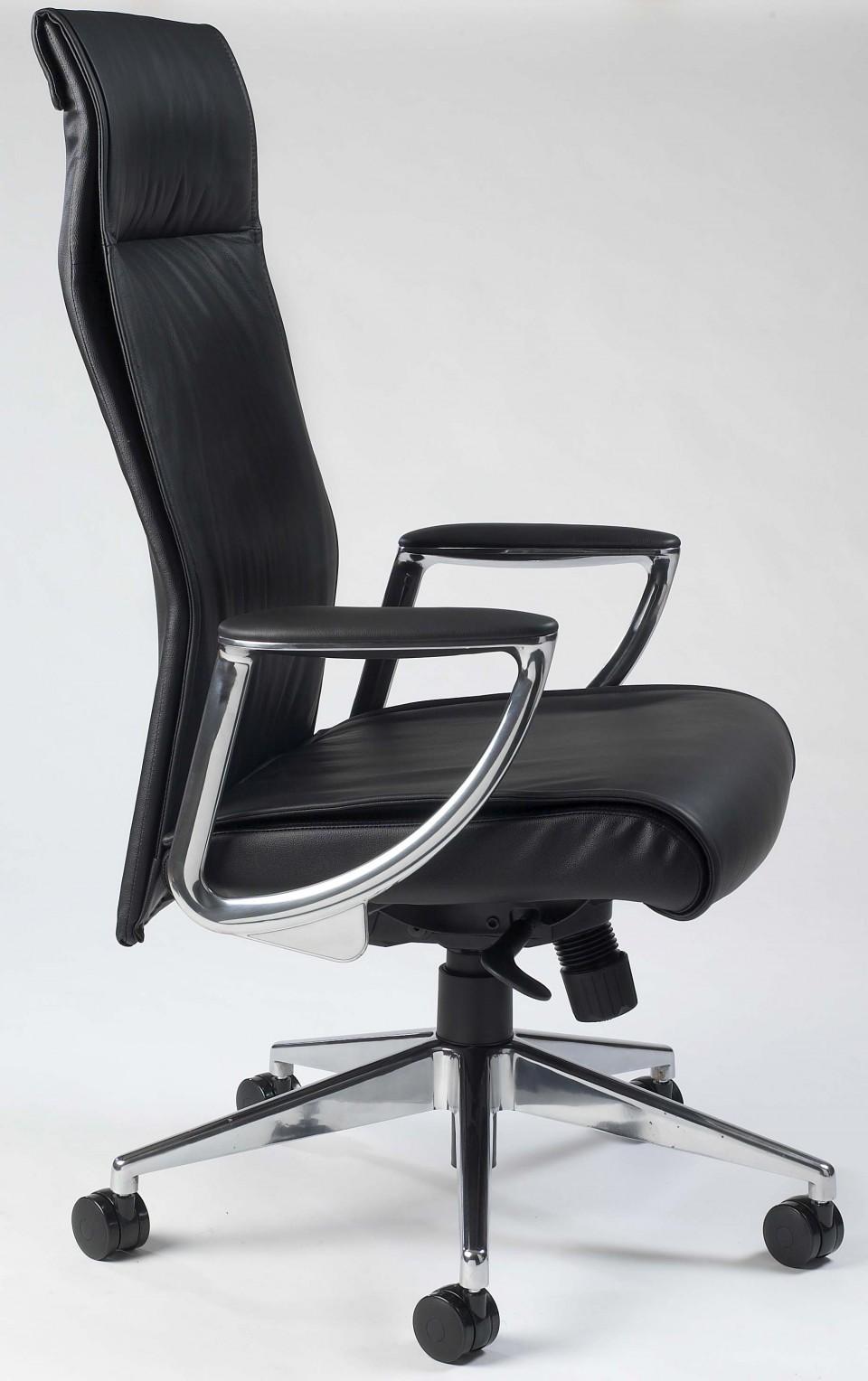 fauteuil de direction cuir fto hd t ti re achat fauteuil bureau cuir 449 00. Black Bedroom Furniture Sets. Home Design Ideas