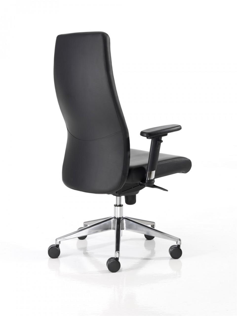 fauteuil de direction cuir top xl achat fauteuil bureau cuir 455 00. Black Bedroom Furniture Sets. Home Design Ideas