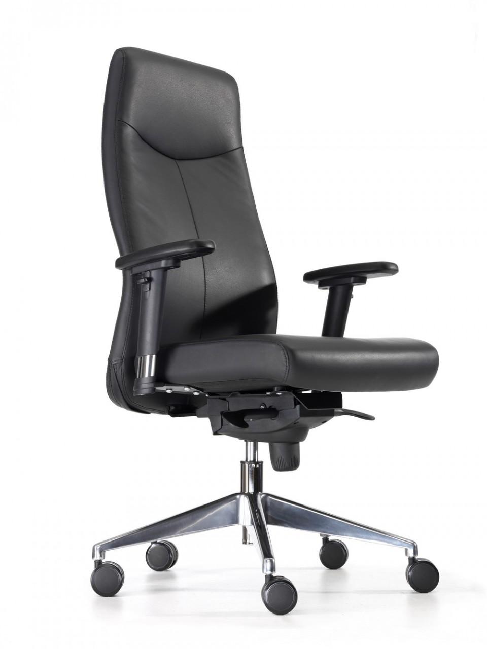 Fauteuil de direction cuir top xl achat fauteuils de - Fauteuil de bureau solide ...