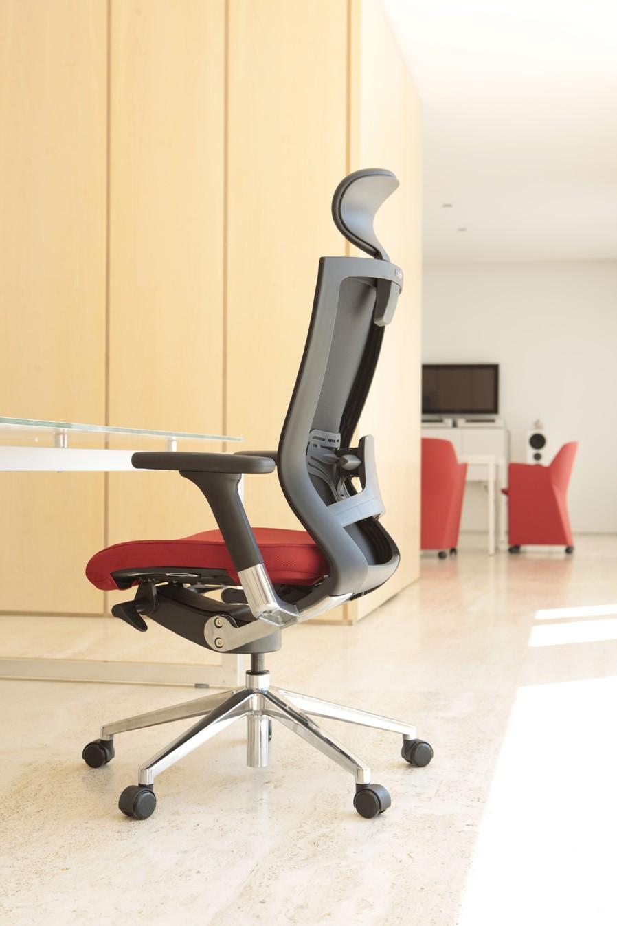 Fauteuil direction tissu ergonomique x chair achat - Fauteuil de bureau lena ...