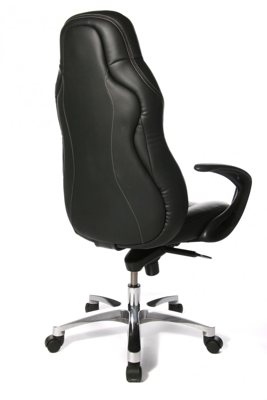 si ge de direction cuir rs1 achat fauteuil bureau cuir 429 00. Black Bedroom Furniture Sets. Home Design Ideas
