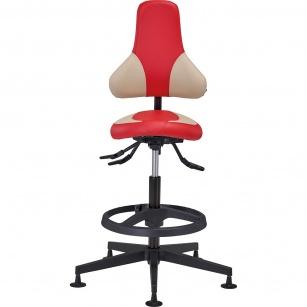 Siège technique - Votre mobilier professionnel - Siège technique Assis-debout Luc