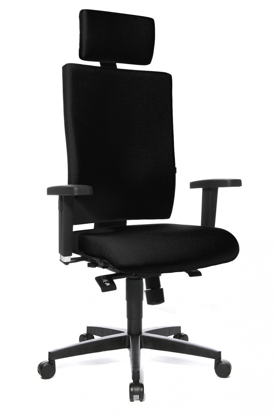 fauteuil bureau ergonomique lightstar achat si ges. Black Bedroom Furniture Sets. Home Design Ideas