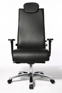 Sièges ergonomiques - Fauteuil de bureau Ergonomique Big Chair Cuir