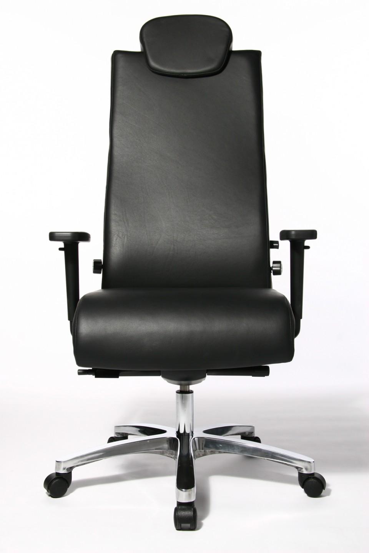 Fauteuil de bureau ergonomique big chair cuir achat - Fauteuil de bureau 150 kg ...