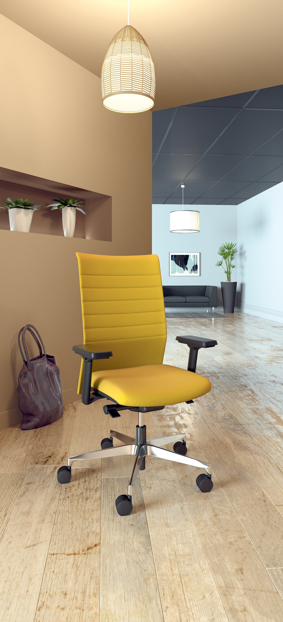 Fauteuil de bureau ergonomique chery - Fauteuils ergonomiques bureau ...