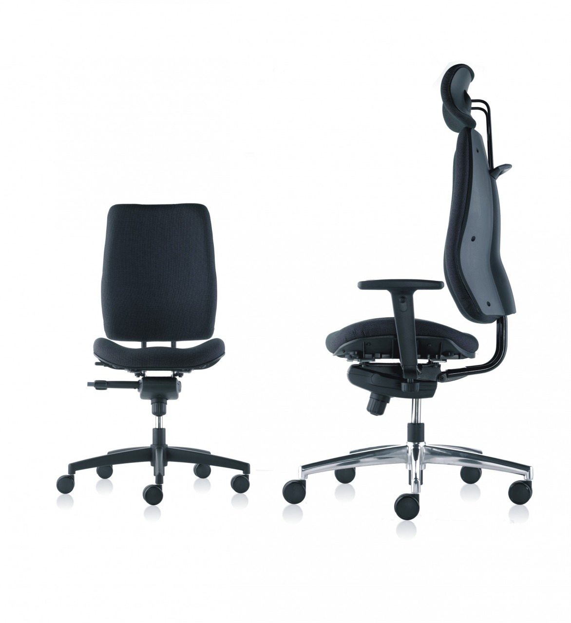 fauteuil de bureau ergonomique confortic achat si ges ergonomiques 279 00. Black Bedroom Furniture Sets. Home Design Ideas
