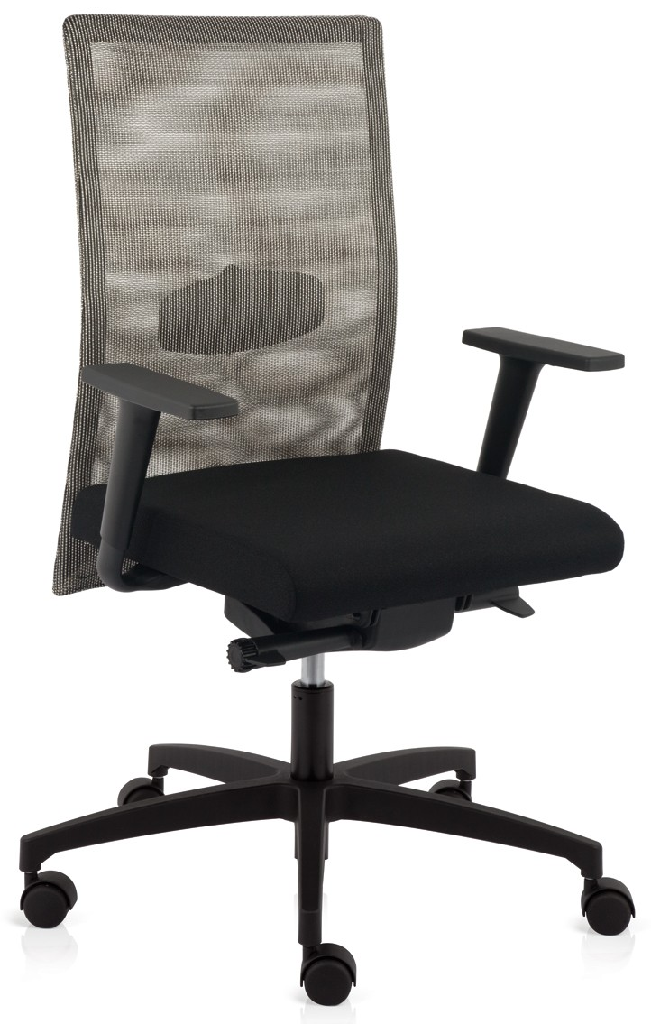 fauteuil de bureau ergonomique dama achat si ges. Black Bedroom Furniture Sets. Home Design Ideas