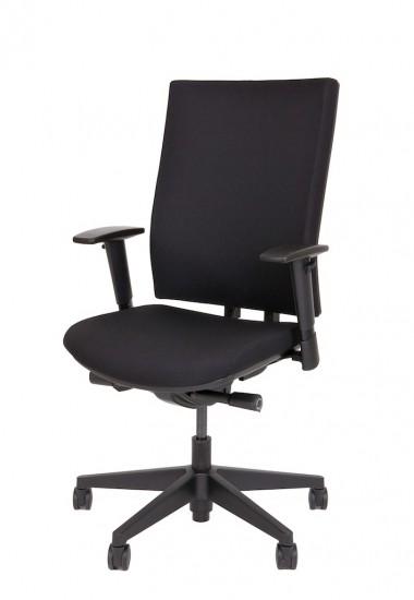 Fauteuil de bureau ergonomique DRITA PLUS Tissu