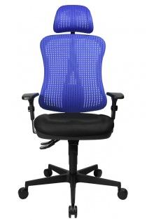 Sièges ergonomiques - Fauteuil de bureau ergonomique Ergo Color Plus