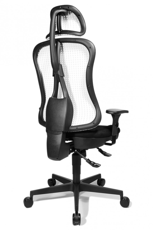 fauteuil de bureau ergonomique ergo color plus achat. Black Bedroom Furniture Sets. Home Design Ideas