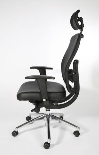 Fauteuil de bureau Ergonomique Ergo + Cuir  Achat sièges