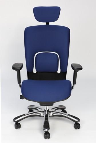 Fauteuil de bureau ergonomique ergo tech achat fauteuils - Fauteuil de bureau solide ...