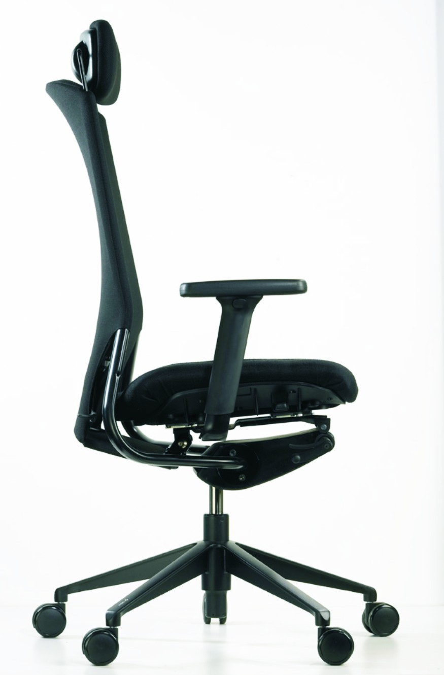 fauteuil de bureau ergonomique ergotango achat si ges. Black Bedroom Furniture Sets. Home Design Ideas