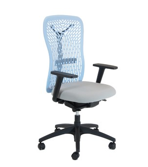 Fauteuil de bureau ergonomique flexa - Fauteuils ergonomiques bureau ...