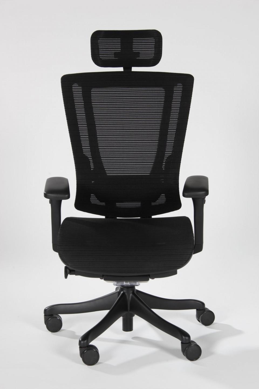Fauteuil de bureau ergonomique full time achat fauteuils - Housse pour fauteuil bureau ...