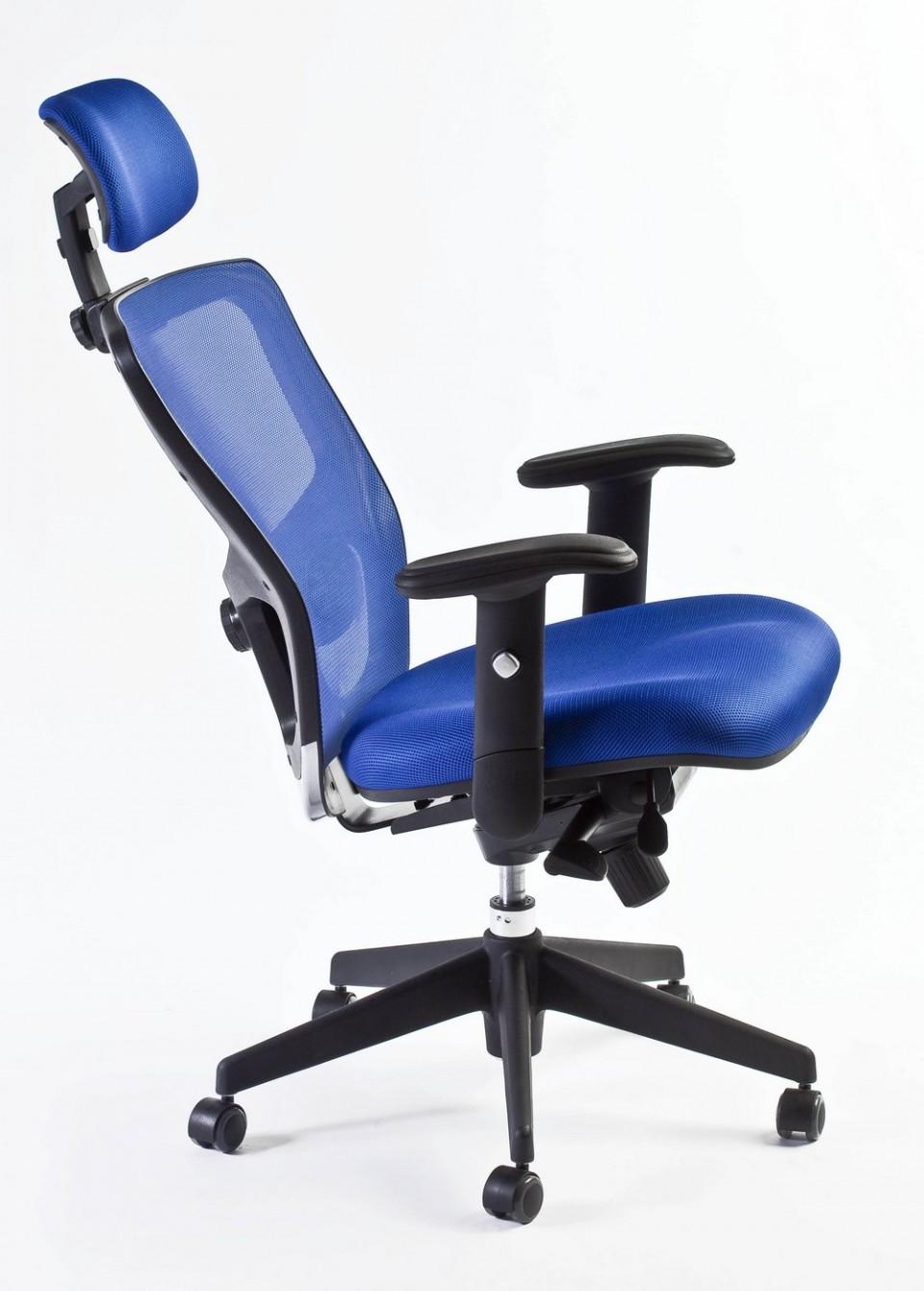 fauteuil de bureau ergonomique maille achat si ges ergonomiques 269 00. Black Bedroom Furniture Sets. Home Design Ideas
