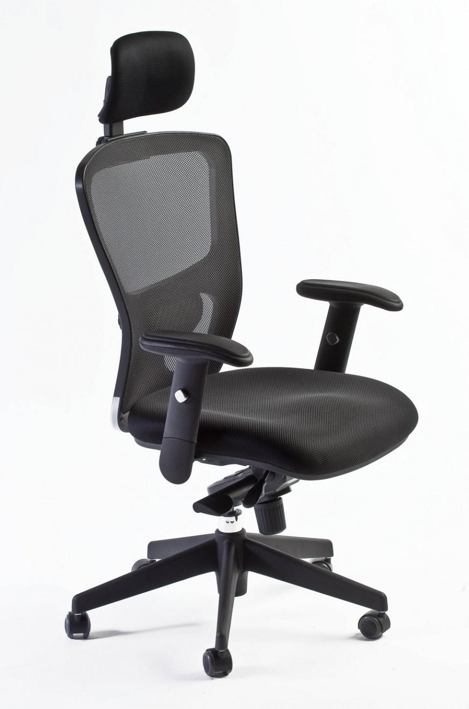 Fauteuil de bureau ergonomique maille achat si ges - Achat fauteuil de bureau ...