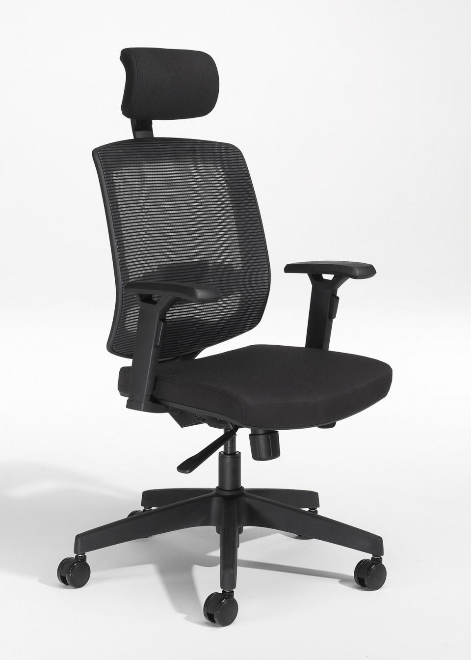 fauteuil de bureau ergonomique major achat si ges de. Black Bedroom Furniture Sets. Home Design Ideas