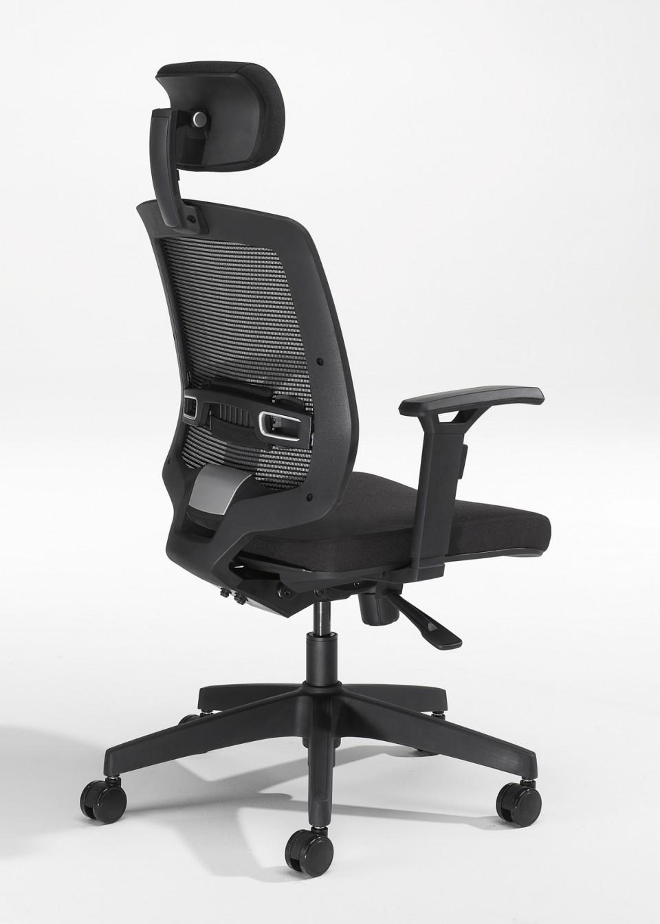 Fauteuil de bureau ergonomique major achat si ges de Fauteuil de bureau position relaxation
