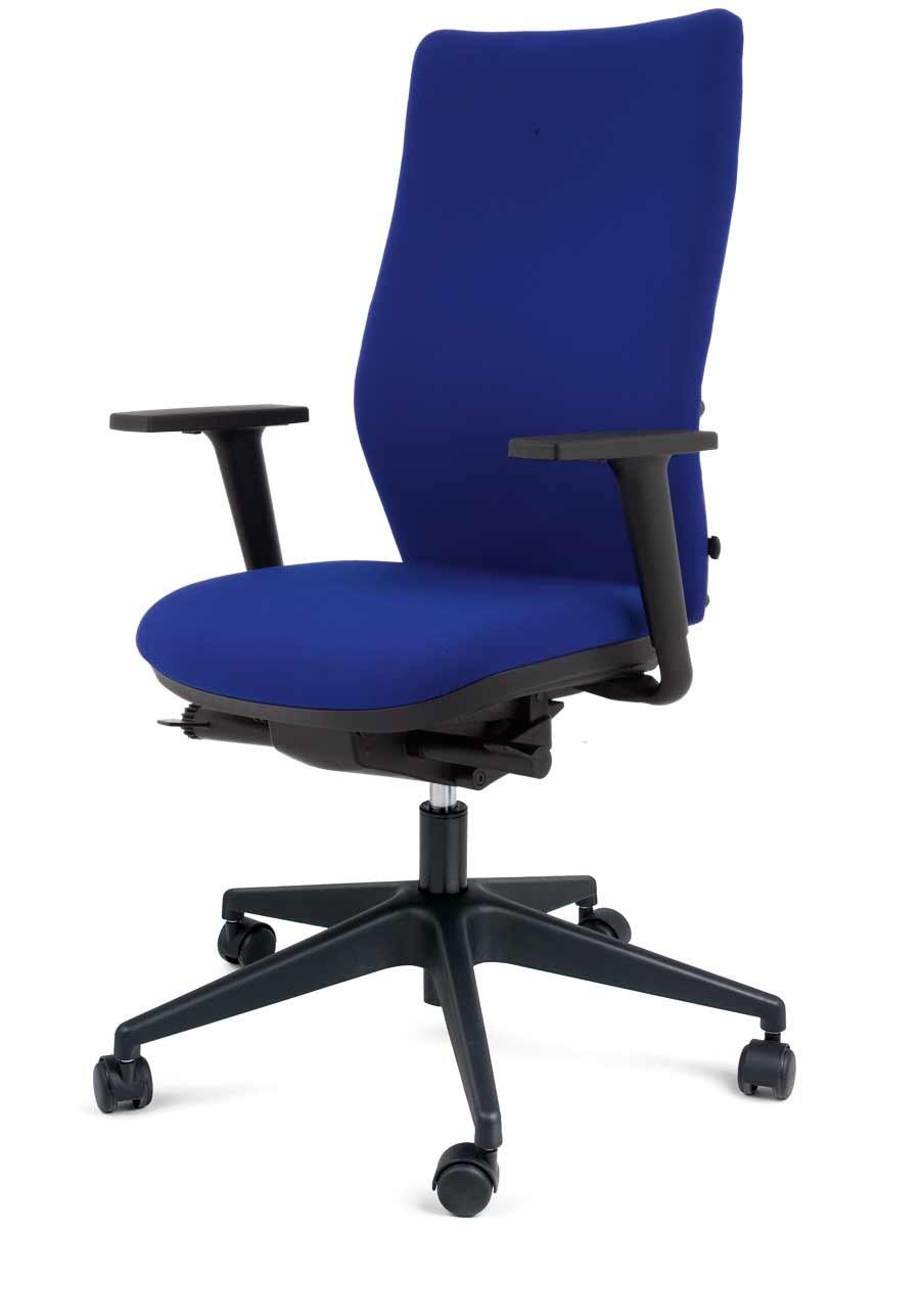 fauteuil de bureau ergonomique otavo achat si ges. Black Bedroom Furniture Sets. Home Design Ideas